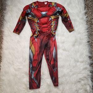 Marvel Civil War Iron Man Costume Size (S16)